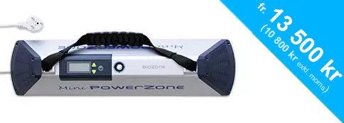 Ren luft med MiniPowerZone